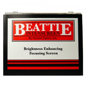 Beattie Intenscreen for Medium Format - Not listed? Please Call