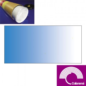 Colorama White / Bluebell Colorgrad