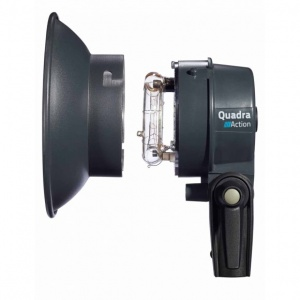 Elinchrom Quadra ELB Action Head
