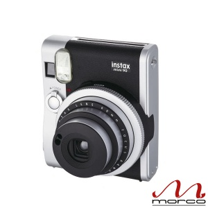 Fujifilm Instax Mini 90 Camera + Film Twin Pack