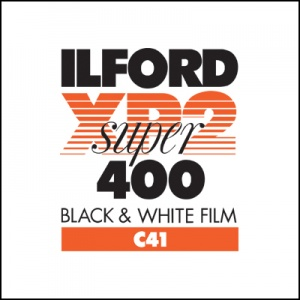 Ilford XP2 Super Film