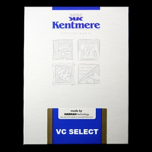 Kentmere VC Select Resin Coated Black & White Paper