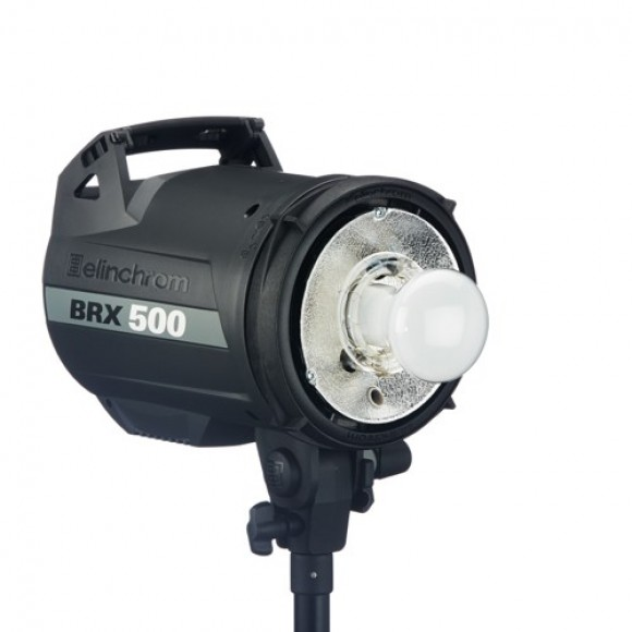 Elinchrom Frx 400 Studio Lighting Kit: Elinchrom BRX 500 Compact Flash Unit