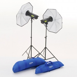 Lastolite Lumen8 Studio Lighting Kits