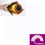 Colorama Arctic White Background Paper