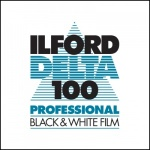 Ilford Delta 100 Black & White Film