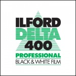 Ilford Delta 400 Black & White Film