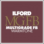 Ilford Multigrade Fibre Based Warmtone Black & White Paper