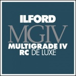 Ilford Multigrade IV Resin Coated Black & White Paper