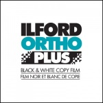 Ilford Ortho Sheet Film