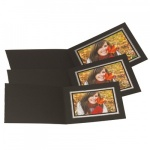 Kenro Black View Photo Folders