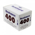 Kentmere 400 Black & White Film