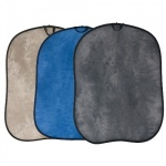 Lastolite Dyed Collapsible Reversible Backgrounds