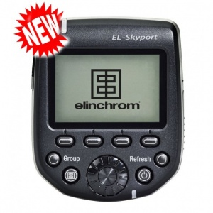Elinchrom Transmitter Plus HS for Olympus / Panasonic