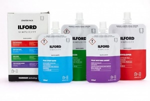 Ilford Simplicity Film Processing Kit