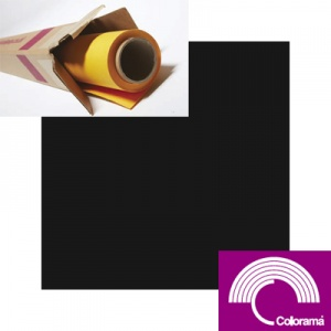Colorama Black Background Paper