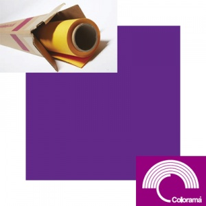 Colorama Royal Purple Background Paper