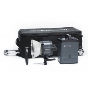 Elinchrom ELB 1200 Hi-Sync To Roll Kit