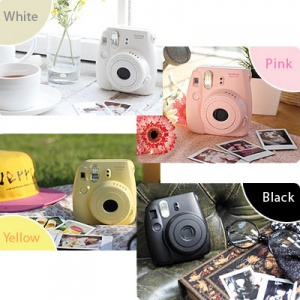 Fujifilm Instax Mini 8 Camera + Film Pack