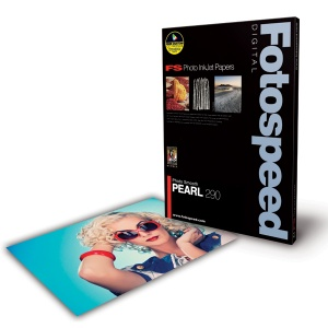Fotospeed Photo Smooth Pearl 290gsm Inkjet Paper