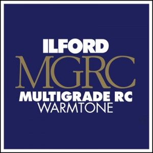 Ilford Multigrade Resin Coated Warmtone Black & White Paper