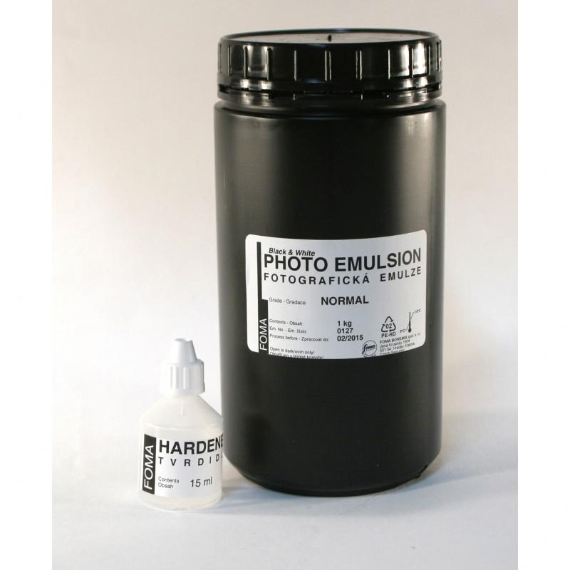 Foma Photographic Emulsion Fotografica Emulze Morco