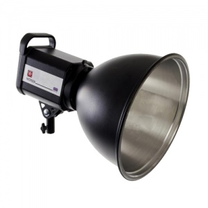 Paterson Fluorescent Studio Lighting Head & Reflector