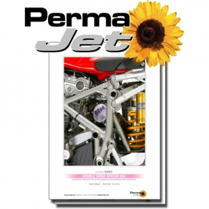 Permajet Double Sided Oyster 285gsm