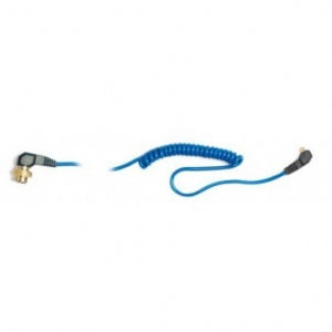 Elinchrom Synch Cable 5m (16.5ft) Blue, Camera PC to Compact Heads & Power Packs