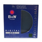 B+W 72mm 0.9ND 3-stop Multi-coated Filter