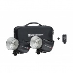 Elinchrom ELC Pro HD 1000/1000 2-Head Kit inc. Skyport Plus