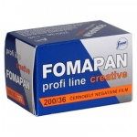 Foma Fomapan Creative 200 Black and White Film