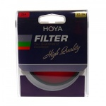 Hoya 72mm 25A Red Filter