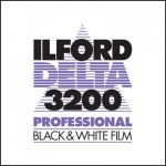 Ilford Delta 3200 Black & White Film