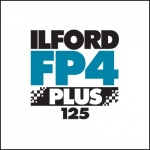 Ilford FP4 Black & White Film